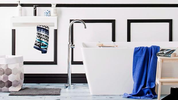 Duschen de luxe