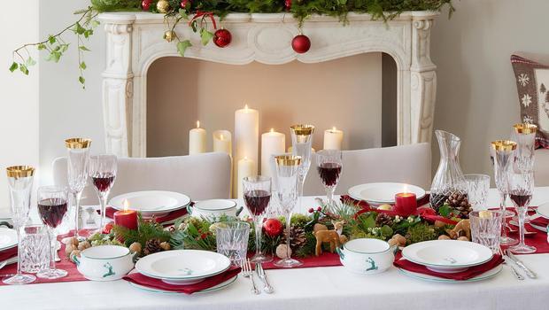 Das perfekte Weihnachts-Dinner