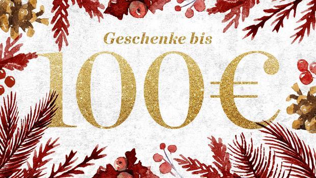 Geschenke bis 100 €