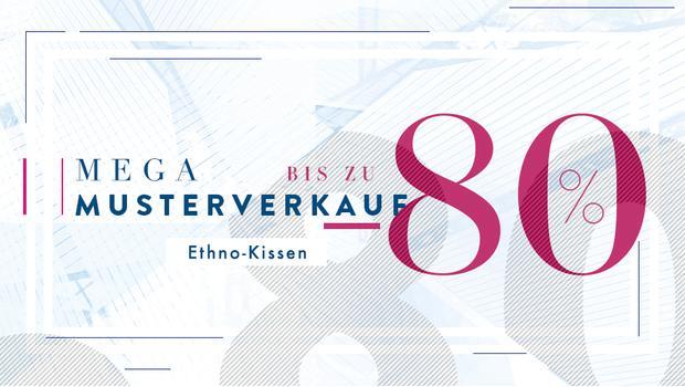 Ethno-Kissen
