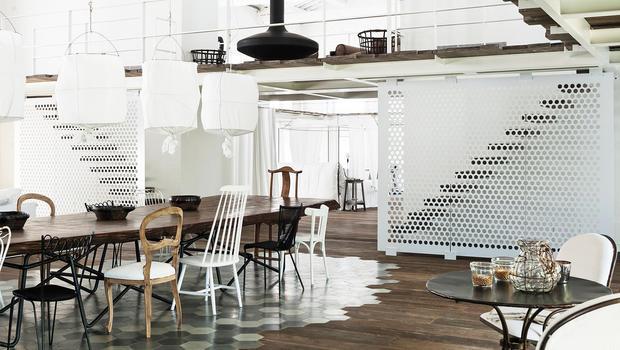 Casual Loft-Style