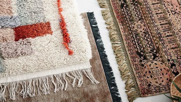 Zeit für einen Teppichwechsel!