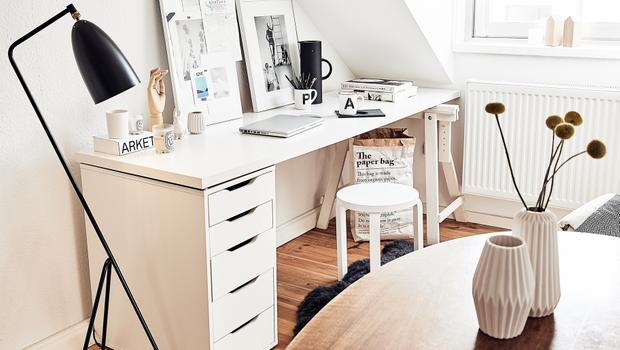 Entspanntes Home-Office