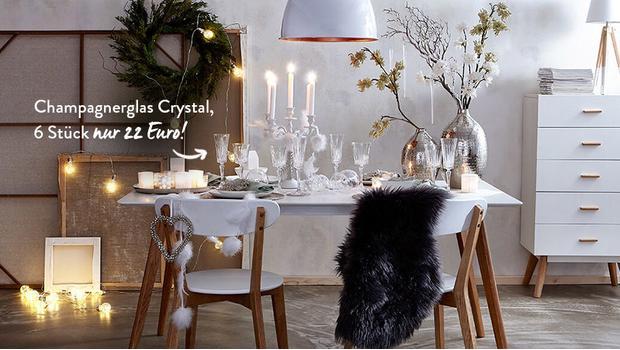 BUTLERS: Winterlich Wohnen