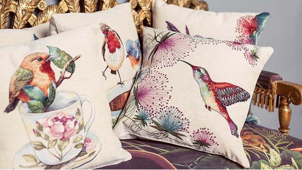 casa di bassi premium textilien aus italien westwing. Black Bedroom Furniture Sets. Home Design Ideas