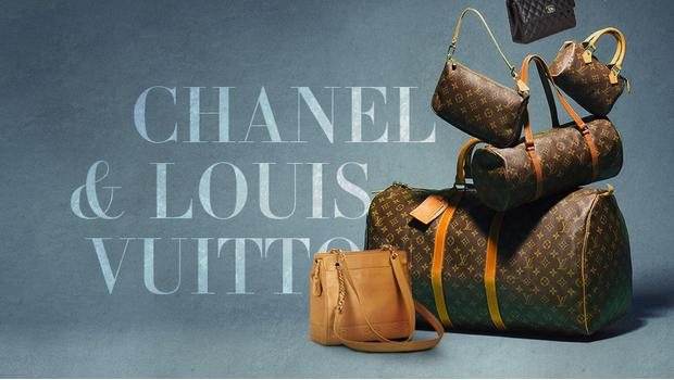 Chanel & Louis Vuitton