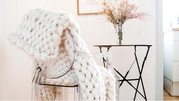 Chunky Knit!