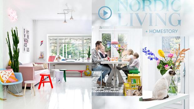 Nordic Living in Farbe