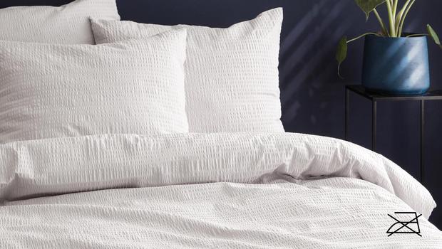 Bügelfreie Bettwäsche