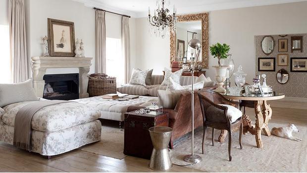 Elegantes Landhaus