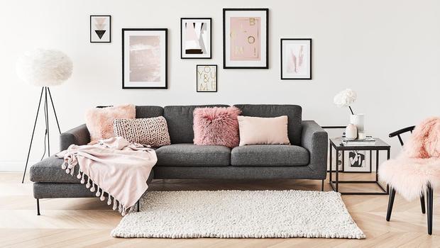 Die cucita serie ein sofa mit lounge atmosph re westwing for Ecksofa cucita