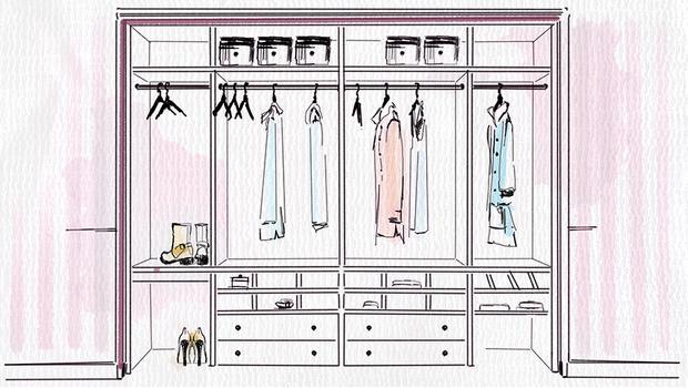 stauraumwunder f r den schrank storageboxen h ngeregale mehr westwing. Black Bedroom Furniture Sets. Home Design Ideas