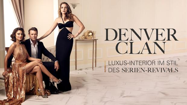 Ein Glam-up wie im DENVER CLAN