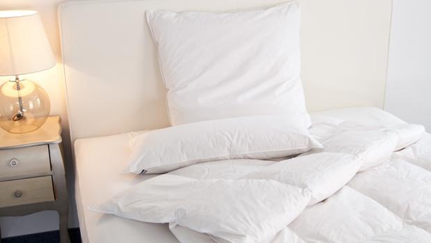Die große Bettwarenvielfalt
