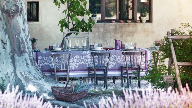 Dinner à la Provence