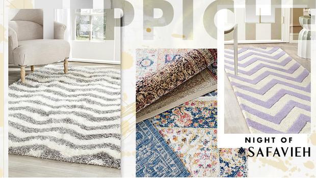Safavieh: Teppich de luxe