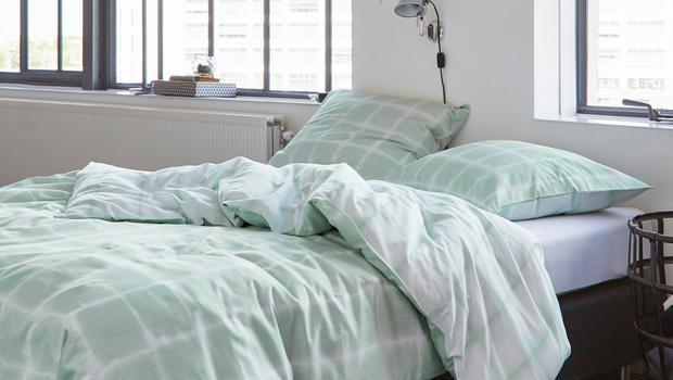 Frühlingsfrische Bettwäsche