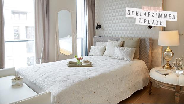 makeover f rs schlafzimmer traumhafte interior updates westwing. Black Bedroom Furniture Sets. Home Design Ideas