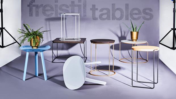 freistil Rolf Benz Side Table