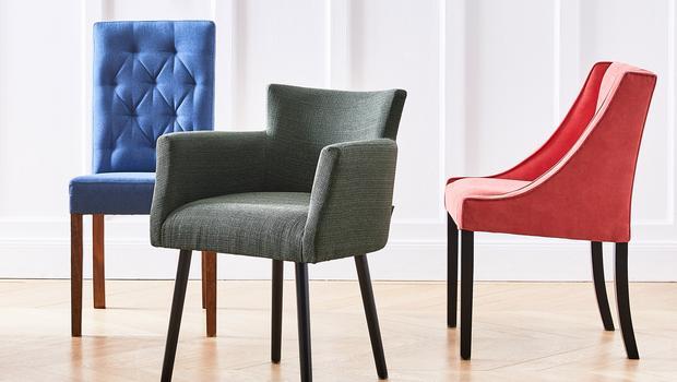Elegante Stühle aus Frankreich