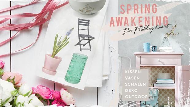 Großes Frühlingserwachen