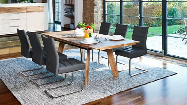 hauptsache geschmackvoll esstische st hle und mehr westwing. Black Bedroom Furniture Sets. Home Design Ideas