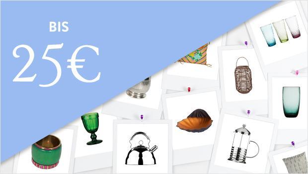 Alle Produkte unter 25 Euro