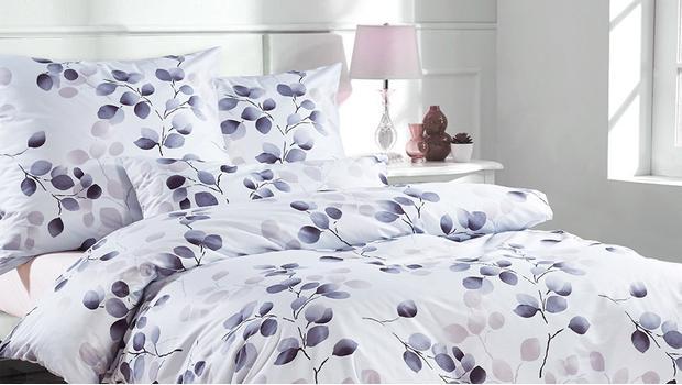 Mustergültige Bettwäsche