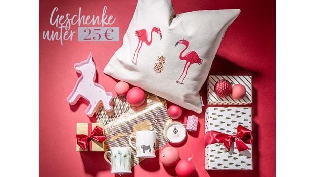 Geschenke unter 25 €
