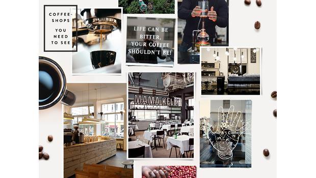 Coffee-Shop-Style fürs Zuhause
