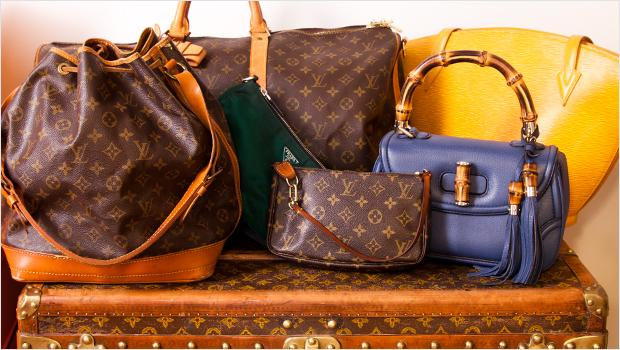 Louis Vuitton, Hermès & Co.