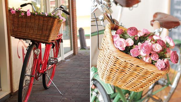 Holland-Fahrräder
