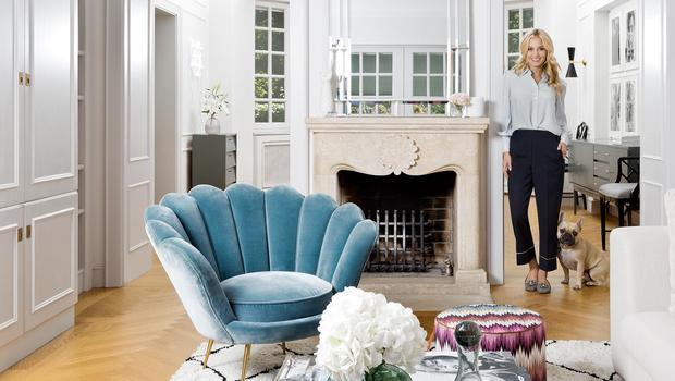 zu hause bei delia fischer der neue look zum nachshoppen westwing. Black Bedroom Furniture Sets. Home Design Ideas