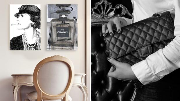 Hommage an Coco Chanel