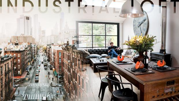 Inspiration: New York Loft