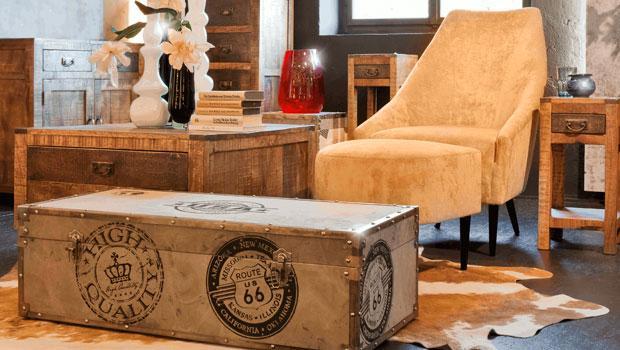 Industriemöbel fantastisches fabrik flair industrie möbel und deko westwing