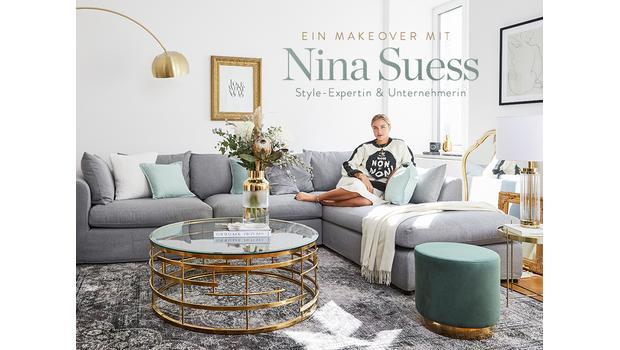 Ein Makeover mit Nina Suess