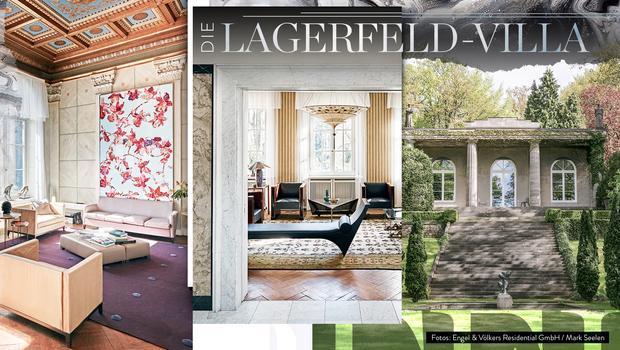 Die Lagerfeld-Villa