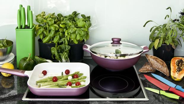 Küchen-Colour-Blocking