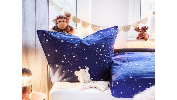 Flausch-Textilien für Kids