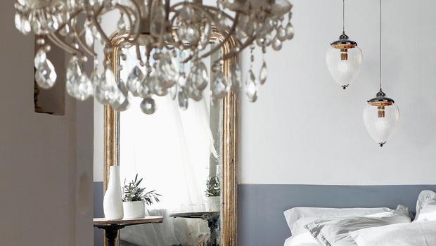 Klassisches leuchten design kronleuchter stehlampe & mehr westwing