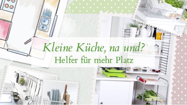 Cleveres für kleine Küchen