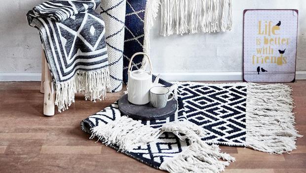 la finesse teppiche fu matten lustige deko westwing. Black Bedroom Furniture Sets. Home Design Ideas