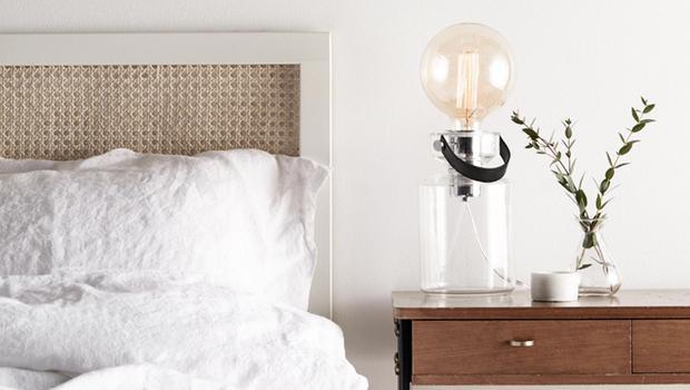 Leuchten fürs Schlafzimmer Die setzen Ihr Bett in Szene   Westwing