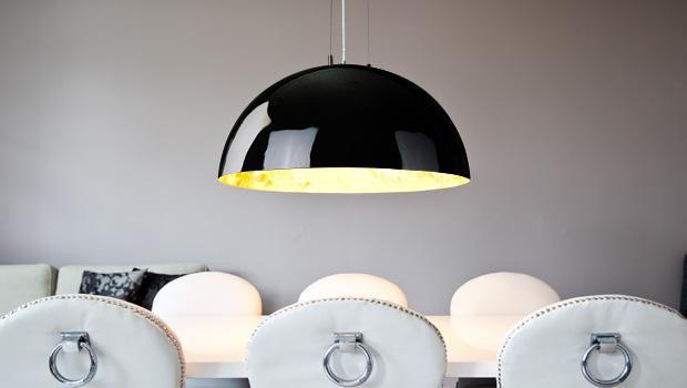 Leuchtendes Design