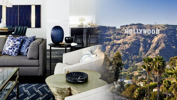 Hollywood Hills Living