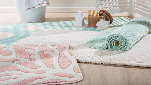 Luxury Bath Mats