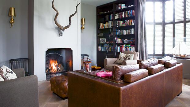 Maskuliner Loft-Chic Interior mit markantem Look | Westwing