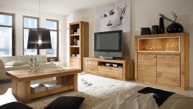 massivholz mal anders moderne m bel aus eiche buche westwing. Black Bedroom Furniture Sets. Home Design Ideas