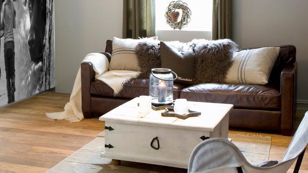 Möbel im britischen Stil